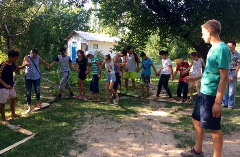 Summer Camp Memories