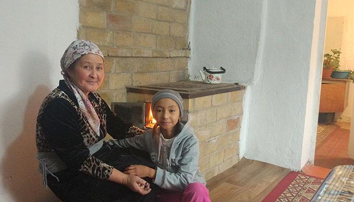 Heating and saving