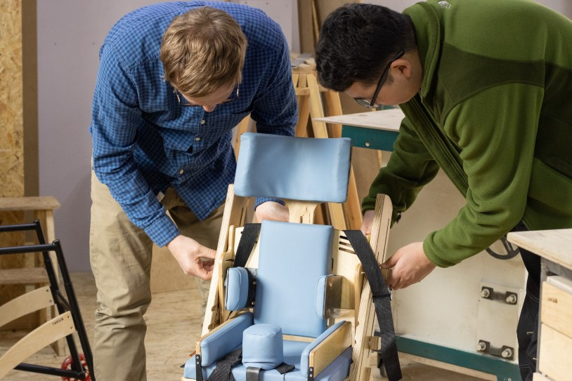 Taasir Chair Story